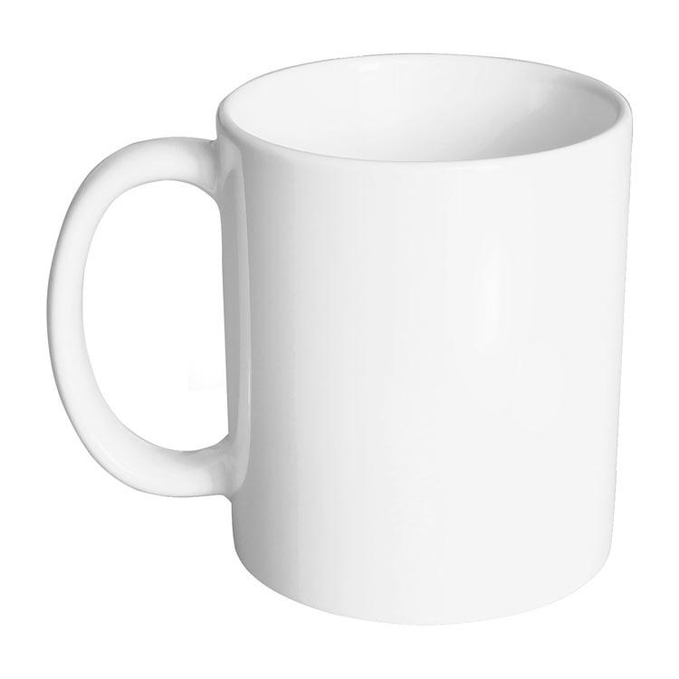چاپ روی لیوان سفید سرامیکی
