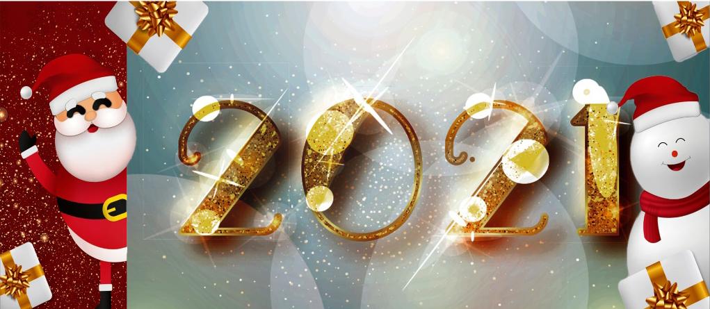 سال نو میلادی مبارک | سال 2021 | کریسمس 2021